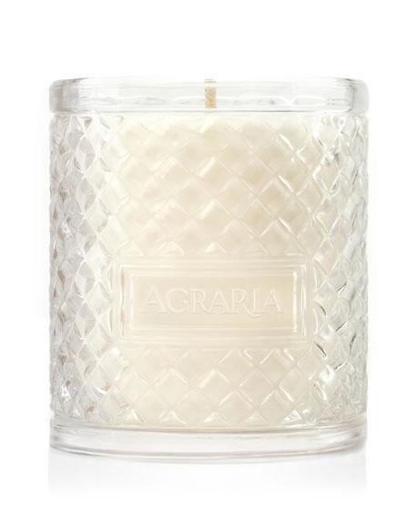 Mediterranean Jasmine Woven Crystal Perfume Candle, 7 oz.