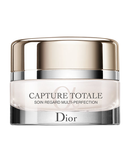 Dior Capture Totale Multi-Perfection Eye Crème, 0.51 oz.