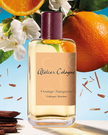 Atelier Cologne Orange Sanguine Cologne Absolue, 3.4 oz./ 100 mL