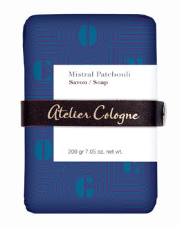 Atelier Cologne Mistral Patchouli Soap