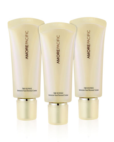 Time Response Hand Renewal Creme, Set of Three