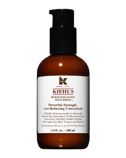 Kiehl's Since 1851 Powerful-Strength Line-Reducing Concentrate, 3.4 fl. oz.