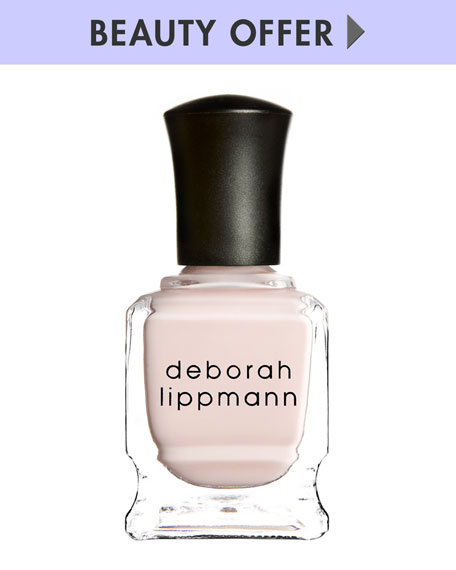 Yours with Any $50 Deborah Lippmann purchase*