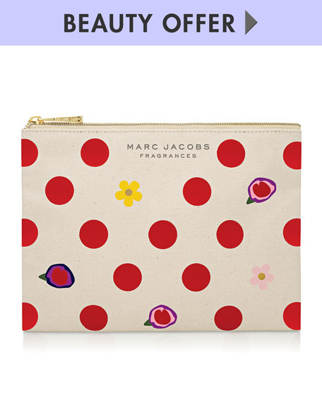 Yours with any $78 Marc Jacobs Fragrance Purchase