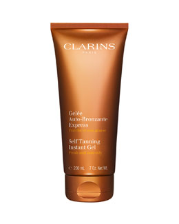 Clarins Self Tanning Instant Gel, 200mL