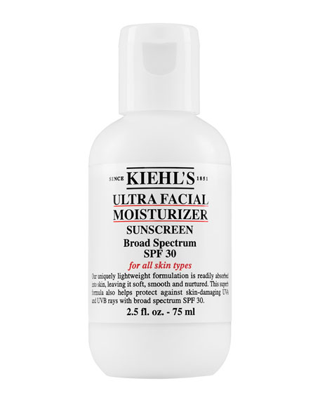 Ultra Facial Moisturizer Sunscreen SPF 30, 2.5 oz.