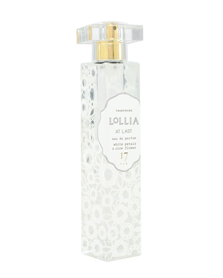 Lollia At Last Eau de Parfum, 1.7 oz./