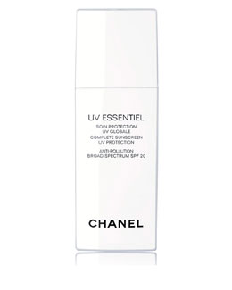 CHANEL UV ESSENTIEL <br>Complete Sunscreen UV Protection Anti-Pollution Broad Spectrum SPF 20