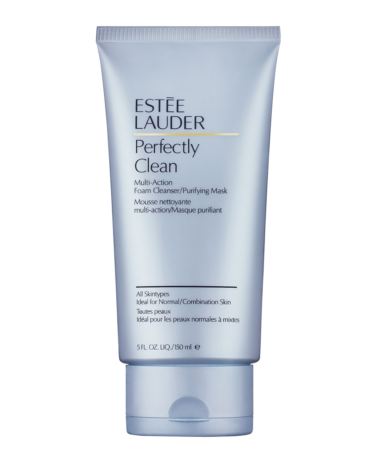 Estee Lauder 5.0 oz. Perfectly Clean Foam Cleanser/Purifying Mask