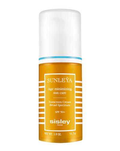 Sunleya Age Minimizing Sunscreen Cream Broad Spectrum SPF 50