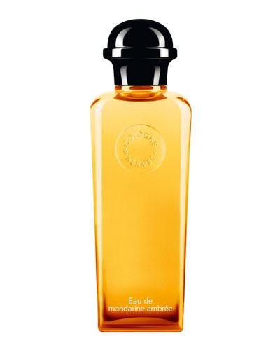 Eau de mandarine ambrée Eau de cologne spray  3.3 oz./ 100 mL