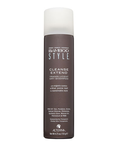 Alterna Bamboo Smooth Cleanse Extend Dry Shampoo