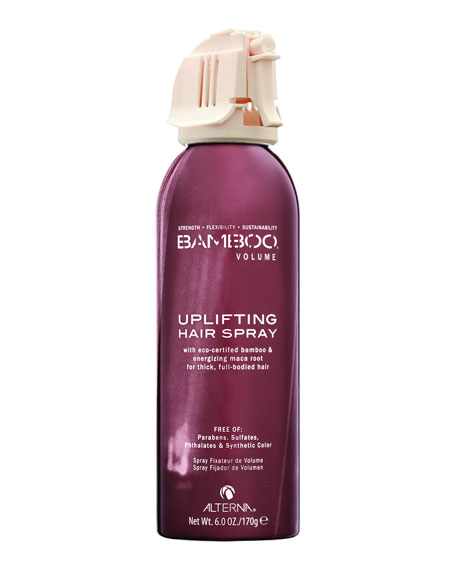 Bamboo Volume Uplifting Hair Spray, 6.0oz.
