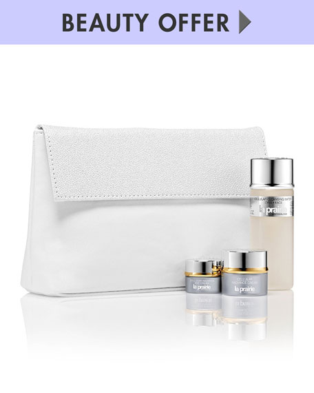 Yours with Any $400 La Prairie Purchase