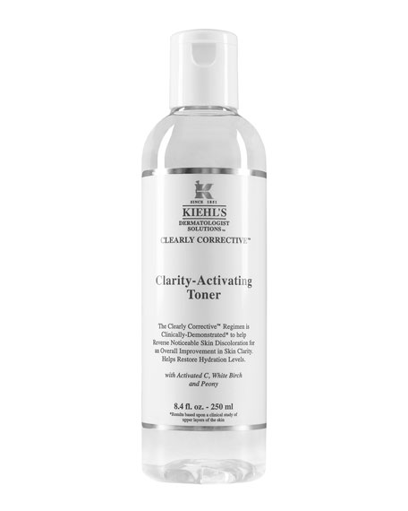 Kiehl's Since 1851 Clearly Corrective Clarity-Activating Toner, 8.0 fl. oz.