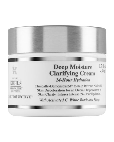 Kiehl's Since 1851 Clearly Corrective Deep Moisture Clarifying