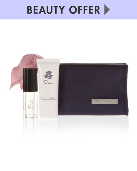 Yours with Any $87 Oscar de la Renta Fragrance Purchase