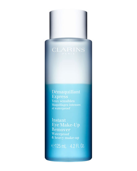 Clarins Instant Eye Make-up Remover, 4.2 oz./ 125