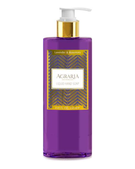 Lavender Rosemary Liquid Hand Soap