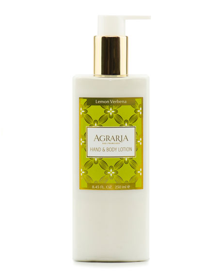 Lemon Verbena Hand & Body Lotion