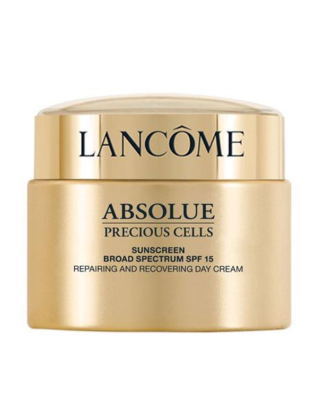 Absolue Precious Cells Sunscreen Broad Spectrum SPF 15 Intense Revitalizing Cream, 1.7 oz./ 50 mL