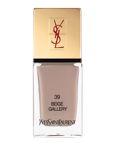 Yves Saint Laurent Beaute La Laque No. 39 Beige Gallery