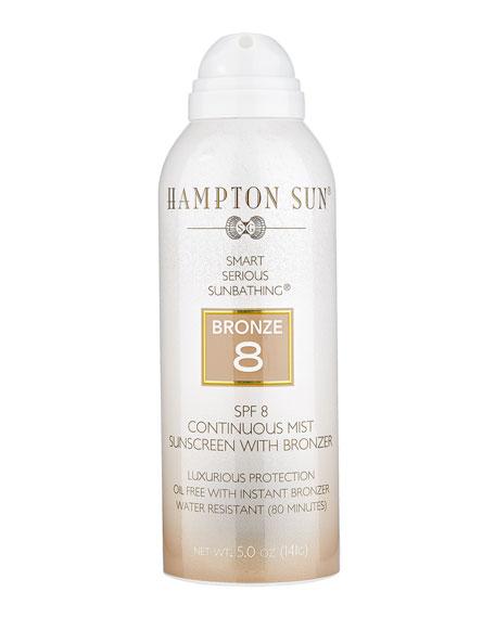 Hampton Sun SPF 8 Instant Bronze Mist