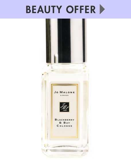 Jo Malone London Yours with any $75 Jo