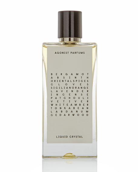Agonist Liquid Crystal Perfume Spray