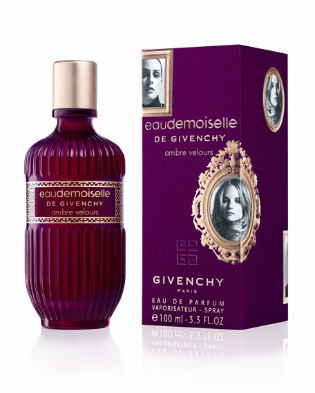 Eaudemoiselle Ambre Velours, 5.9 oz./ 175 mL