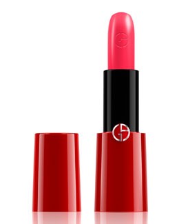 Giorgio Armani Rouge Ecstasy Color & Care Lipstick, Pinks