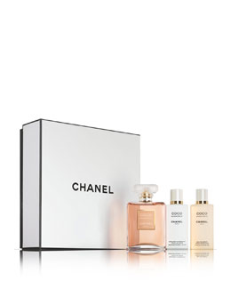 CHANEL COCO MADEMOISELLE Trio Set