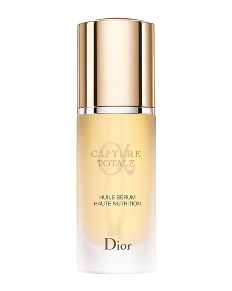 dior capture totale haute nutrition oil serum 30 ml neiman marcus. Black Bedroom Furniture Sets. Home Design Ideas