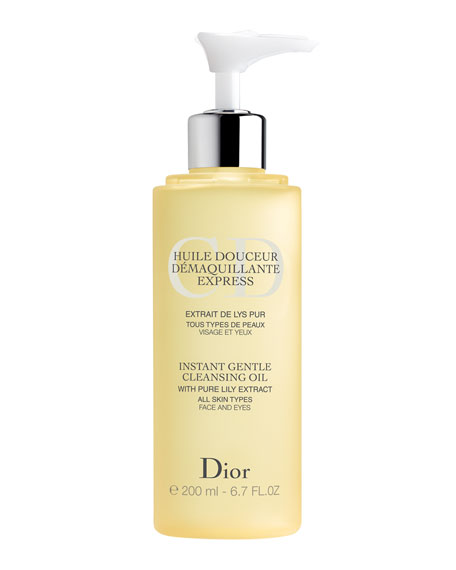 Dior BeautyInstant Gentle Cleansing Oil, 200 mL