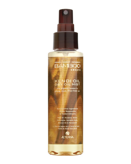 Bamboo Smooth Kendi Oil Dry Mist, 4.2 oz.<BR><b>NM Beauty Award Winner 2014</b>