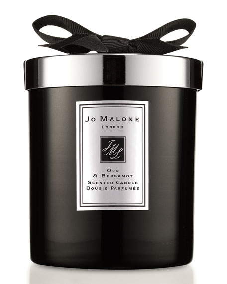 Jo Malone London Oud & Bergamot Home Candle,