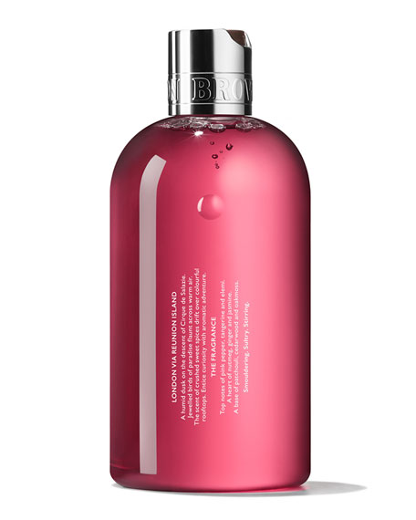 Molton Brown Fiery Pink Pepper Bath and Shower Gel, 10 oz./ 300 mL