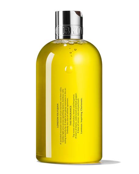 Bushukan Bath and Shower Gel, 10 oz./ 300 mL
