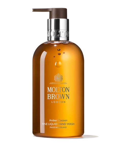 Molton Brown Amber Cocoon Hand Wash, 10 oz./
