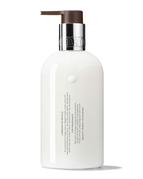 Image 2 of 4: Orange & Bergamot Hand Lotion, 10 oz./ 300 mL