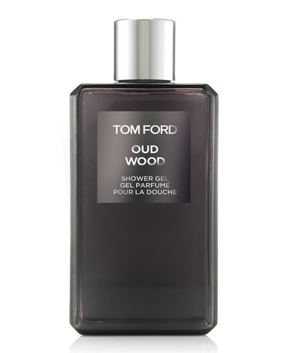 Oud Wood Shower Gel, 8.4 oz.