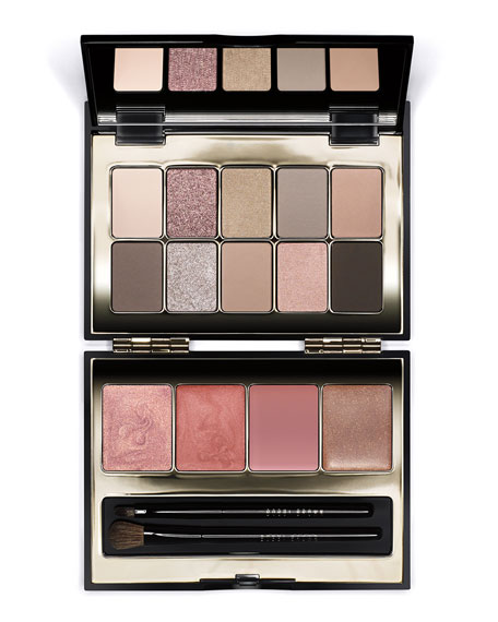 Limited Edition Golden Pink Lip & Eye