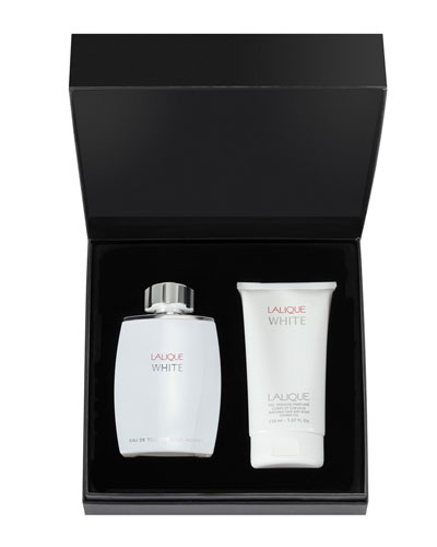 Lalique Lalique White Holiday Set