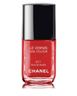 CHANEL LE VERNIS ROUGE RUBIS Nail Colour Limited Edition