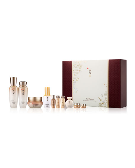 Limited Edition Timetreasure Deluxe Holiday Set