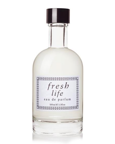 Fresh Fresh Life Eau de Parfum, 3.4 oz./ 100 mL