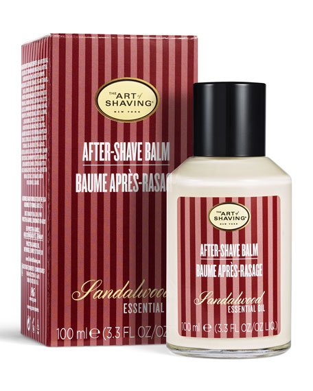 The Art of Shaving The Sandalwood After-Shave Balm, 3.3 oz./ 100 mL