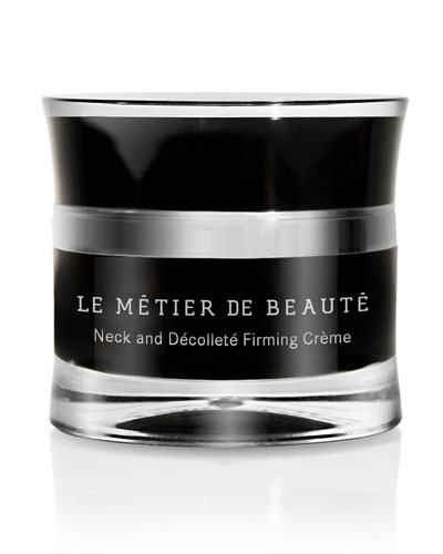 Neck and Decollete Firming Creme