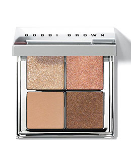 Bobbi Brown Limited Edition Eye Shadow Quad Palette - Bronze