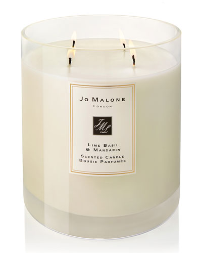 Jo Malone London Lime Basil & Mandarin Luxury Candle, 2.5kg